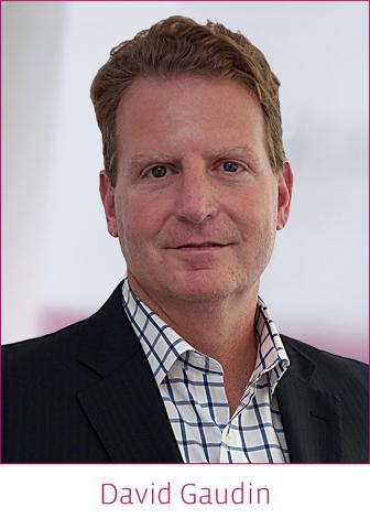David Gaudin, Senior VP Sales North America (Photo: Signavio GmbH)