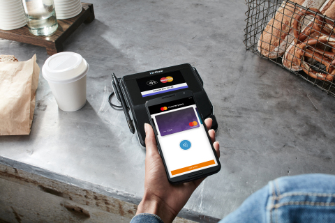 Masterpass in store