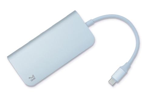 NEW - USB-C Multi-Port Hub (VP6920 - SMK-Link Electronics) (Photo: Business Wire)