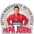 Papa John's apre la sua prima pizzeria nei Paesi bassi