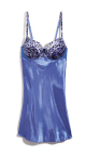 Thalia Sodi has expanded her Macy's collection with a line of intimates. Thalia Sodi Animal Cupped Chemise, $36.98, exclusively in Macy's stores and on macys.com (Photo: Business Wire)