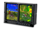 G600 glass flight display (Photo: Business Wire)