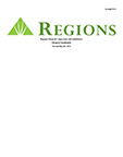 Regions Financial Corporation and Subsidiaries Financial Supplement Second Quarter 2016