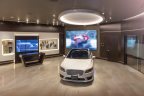 Lincoln vehicles will be on display at the center, of course. And if guests are interested in purchasing, a host will connect them with the dealer most convenient for them. (Photo: Business Wire)