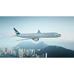 Synchrony Financial and Cathay Pacific Airways to Introduce Credit Card Program for U.S. Travelers (Photo: Business Wire)