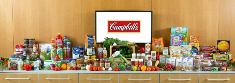 At its annual Investor Meeting, Campbell outlined plans to elevate trust through real food, transparency and sustainability; build its digital and e-commerce capabilities; continue to diversify its portfolio in health and well-being; and expand its presence in developing markets. (Photo: Business Wire)