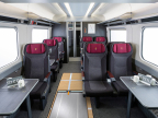Vibration-isolating floating floors from Getzner improve comfort levels and have a positive effect on the capacity of the trains. (Photo:Hitachi Rail Europe)