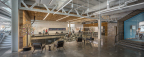 """The """"Design Hive"""" at the new 3M Design Center offers an interactive space for the design team to collaborate and drive creative ideas forward. (Photo: 3M)"""