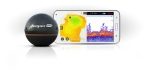 OriginGPS announced that Deeper has integrated the Nano Hornet, the world's smallest GPS module with an integrated antenna, into its fish finder sonar device. (Photo: Business Wire)