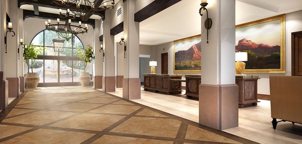 Hilton Worldwide Opens Embassy Suites By Hilton Scottsdale Resort