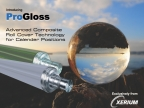New ProGloss Composite Calender Roll Technology Engineered for Improved Gloss and Longer Life (Graphic: Business Wire)