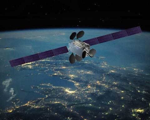 Intelsat 33e, the second Intelsat EpicNG satellite (Photo: Business Wire)