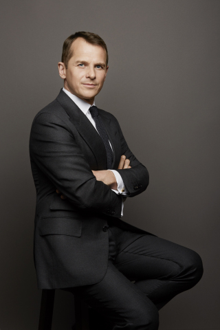 Guillaume Jesel, Global Brand President, TOM FORD BEAUTY (Photo: Business Wire)