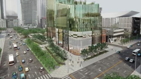 臨街前景(照片:美國商業資訊)