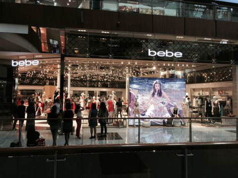 bebe - Dubai, United Arab Emirates (Photo: Business Wire)