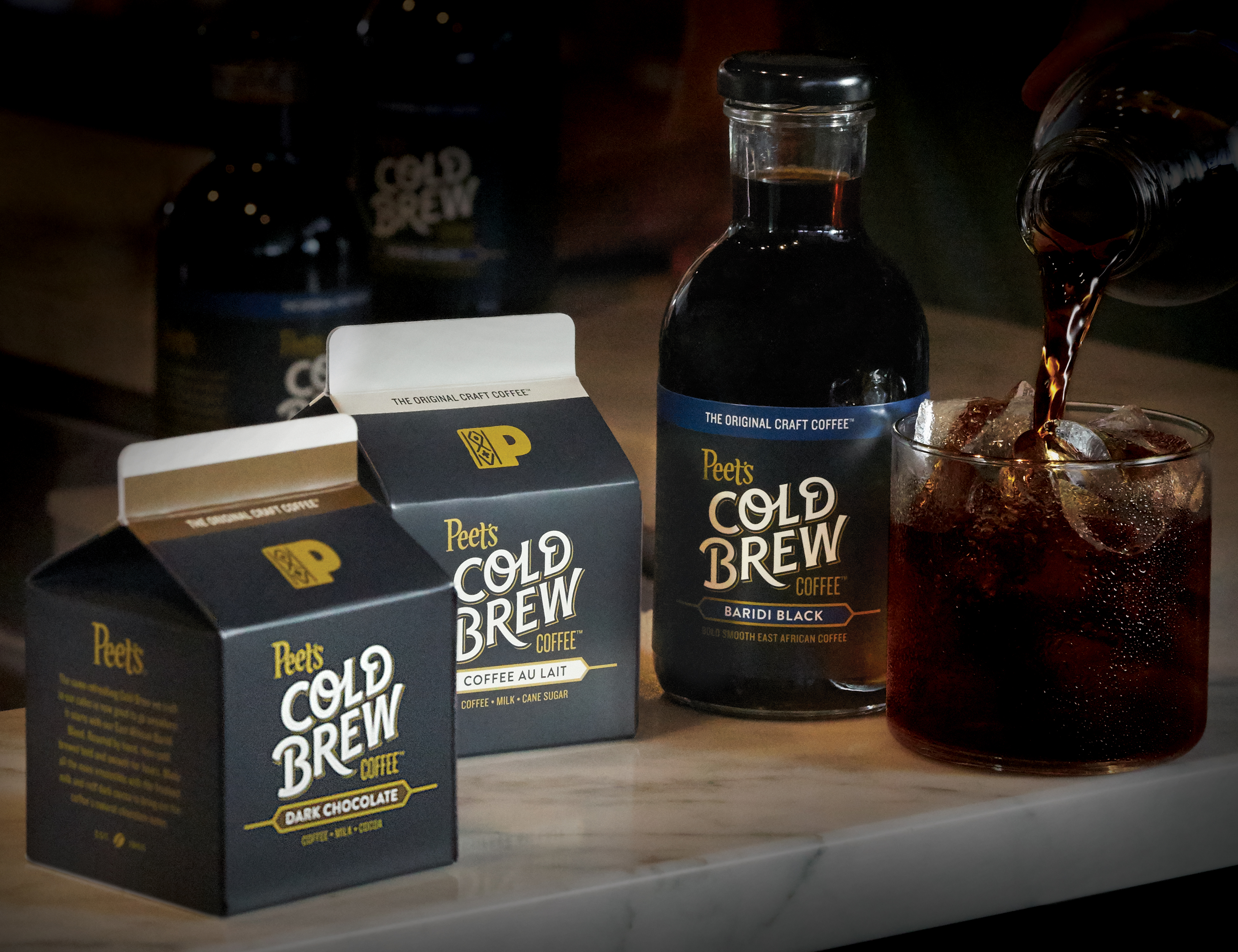 Peet's Coffee Unveils Super Premium Ready-to-Drink Cold Brew ...