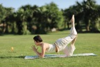 100% organic yoga wear without luxury markup (Photo: Business Wire)