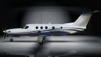 The Cessna Denali's flat floor cabin is designed to be the largest in its segment and will offer the versatility to easily convert between passenger and cargo configurations. (Photo: Business Wire)