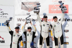 Mobil 1 and Corvette Racing Celebrate 20 Years, 100 Wins (Photo: Business Wire)