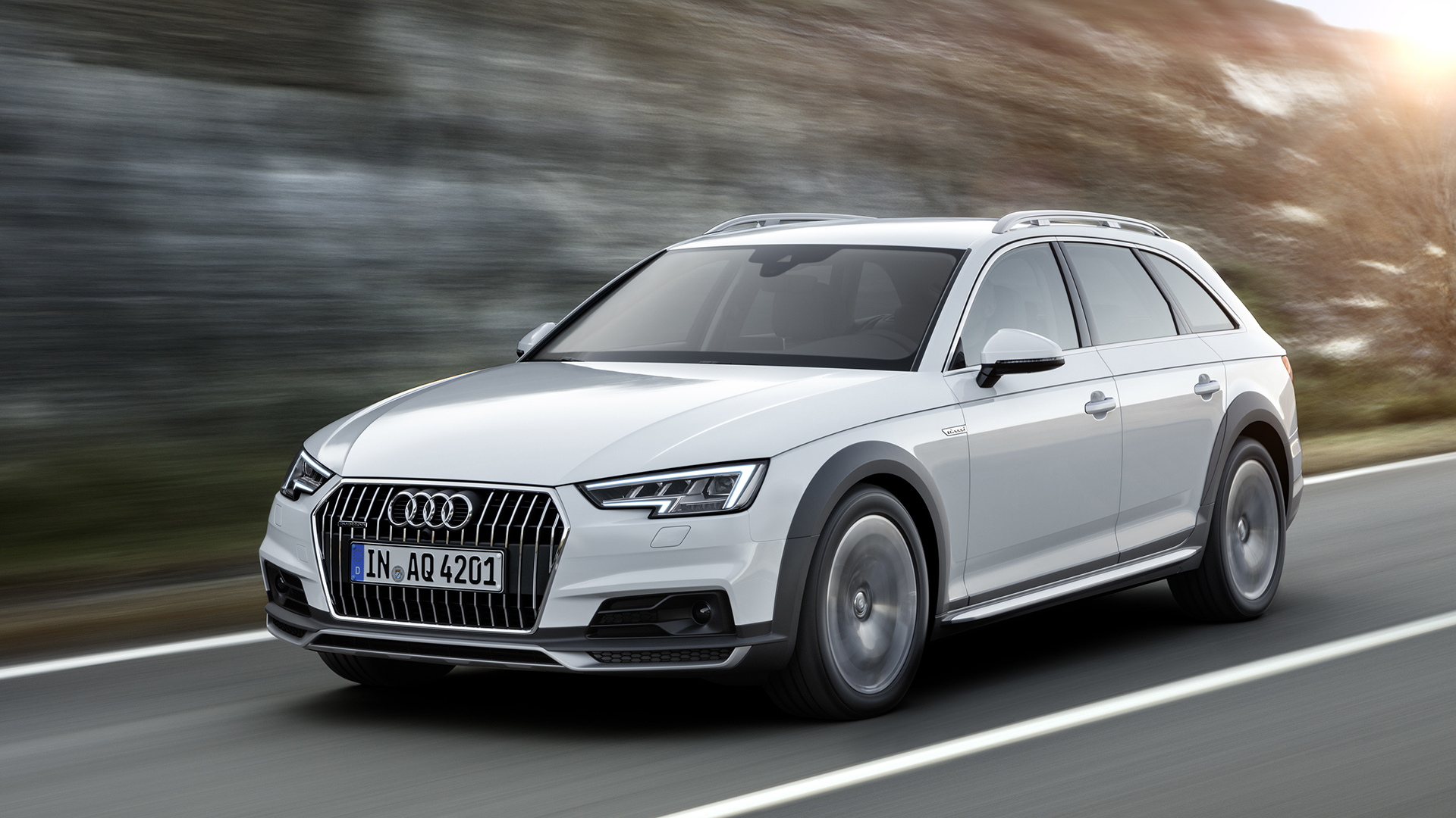 audi of america announces pricing for the all new 2017 a4 allroad