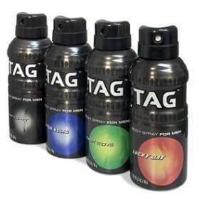 TAG Body Sprays (Photo: Business Wire)