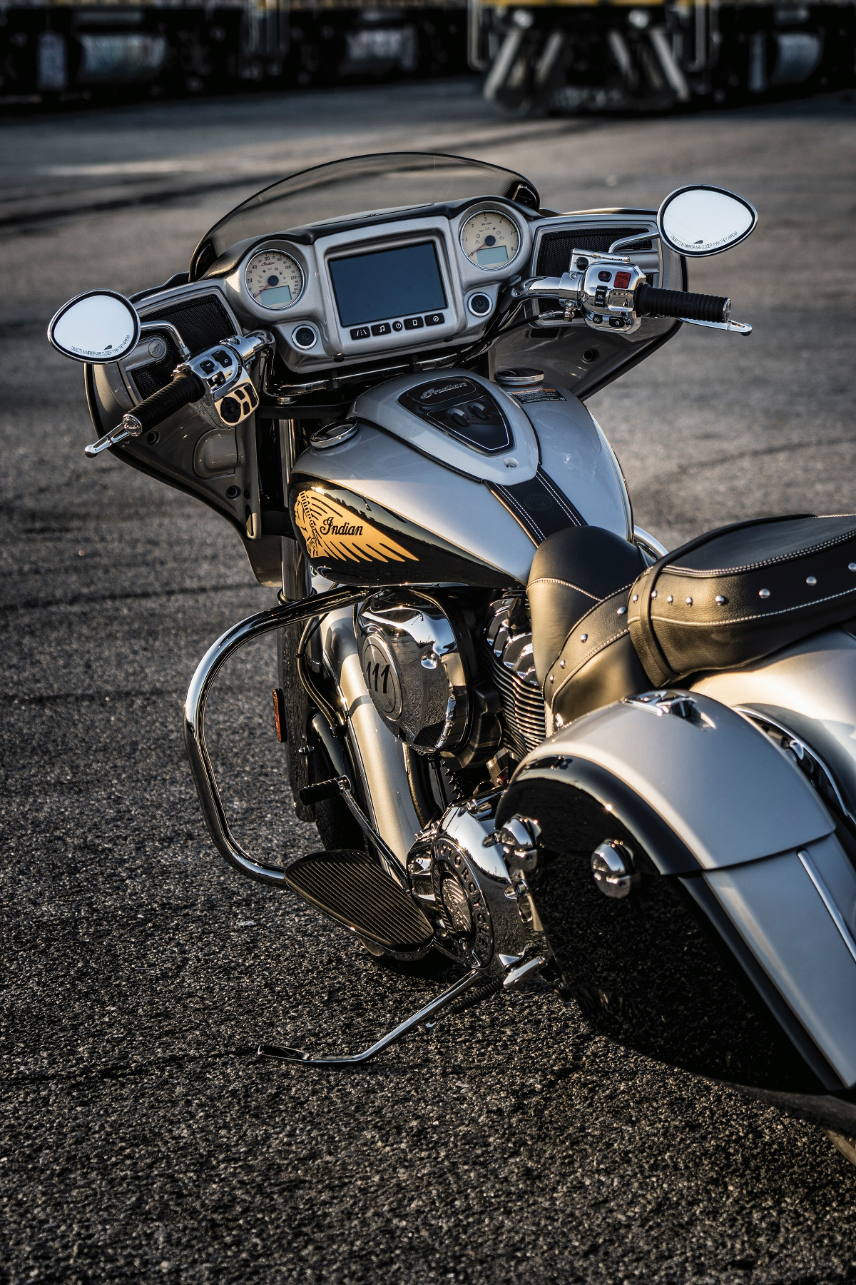 Indian Motorcycle Elevates \'Premium\' Yet Again with Industry-Leading ...