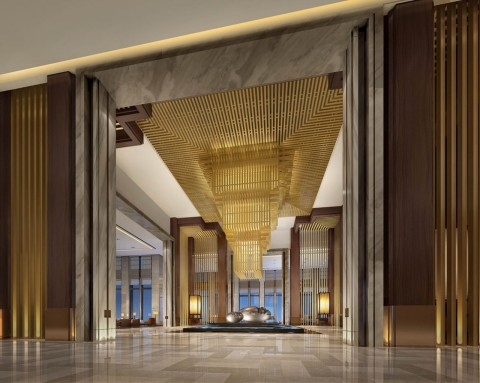 Inspired by Xi'an's rich history, the hotel honors the prosperous Tang Dynasty by connecting the old ...