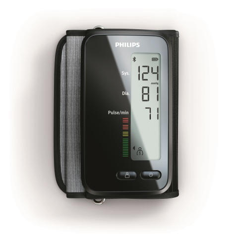 Upper arm blood pressure monitor, $99.99 http://philips.to/2a9HKxH