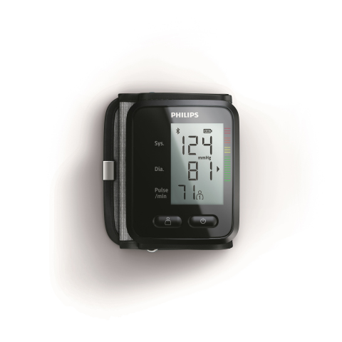 Wrist blood pressure monitor, $89.99 http://philips.to/2am7hHa