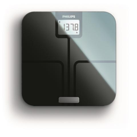 Body analysis scale, $99.99  http://philips.to/2aPzqVj