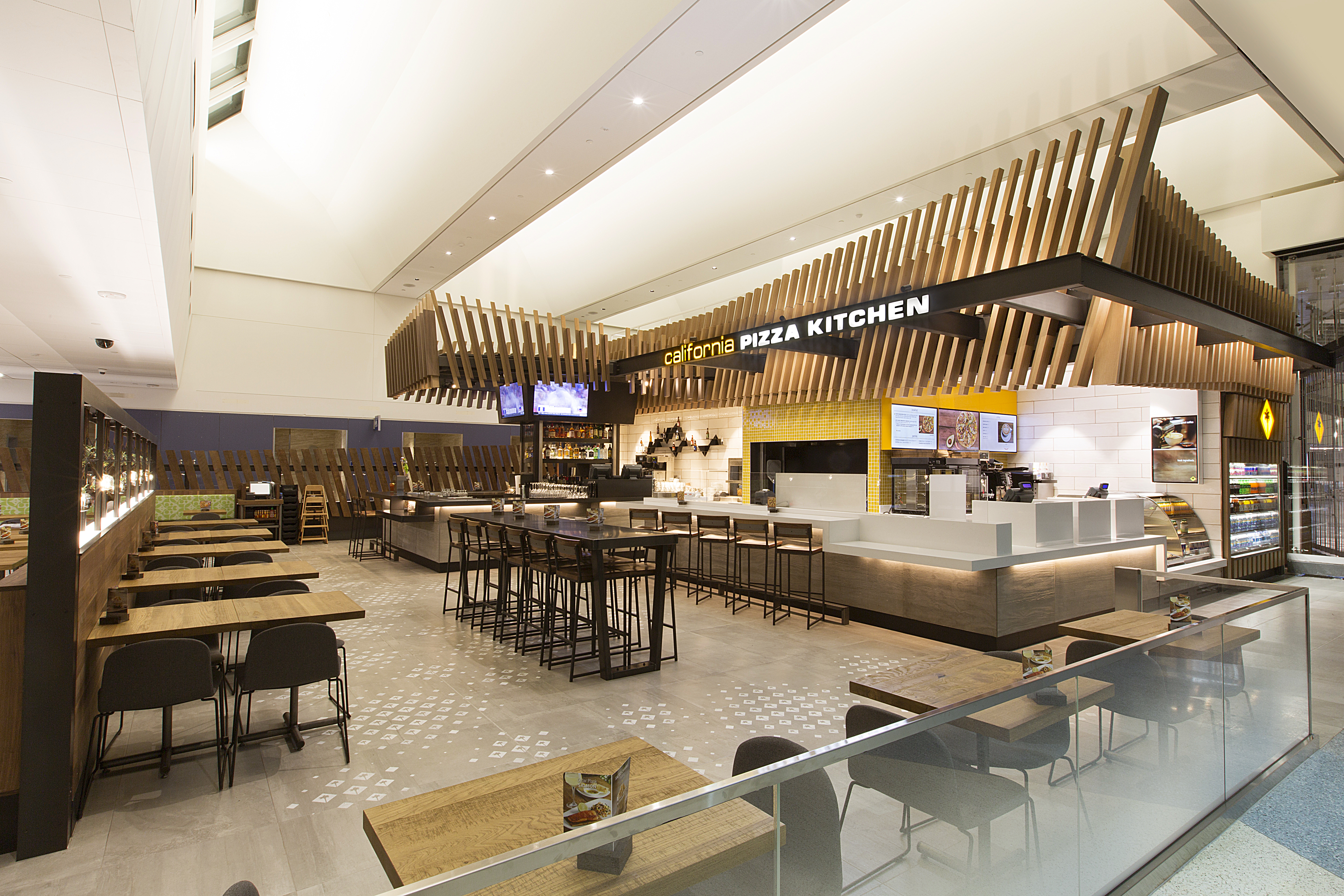 California Pizza Kitchen Opens at LAX Terminal 1 Offering Travelers ...