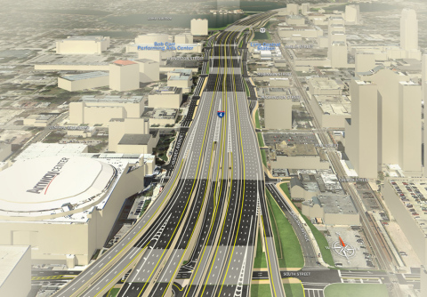 Rendering courtesy of The Florida Department of Transportation (Graphic: Business Wire)