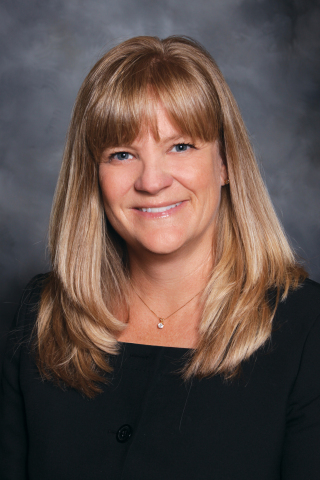 Amy McReynolds is president of KB Home's Tucson division. (Photo: Business Wire)