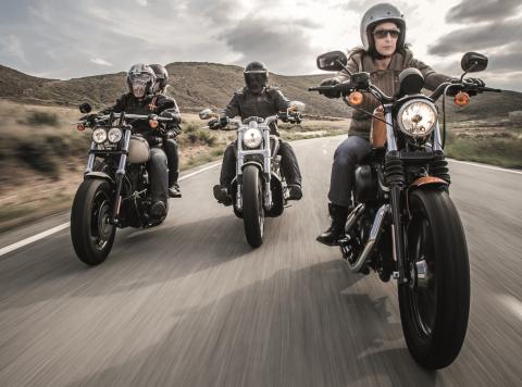 Die European-Bike Week steht seit 1998 fest im Terminkalender von Harley- und Custom-Bike-Fans