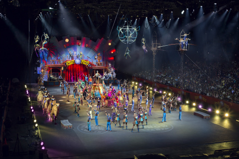 Ringling Bros. and Barnum & Bailey Presents Circus XTREME launches a worldwide search for next ringmaster. (Photo: Business Wire)