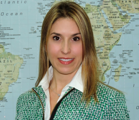 Hilda Rodriguez, senior business development manager at Advent Intermodal Solutions (Photo: Business Wire)