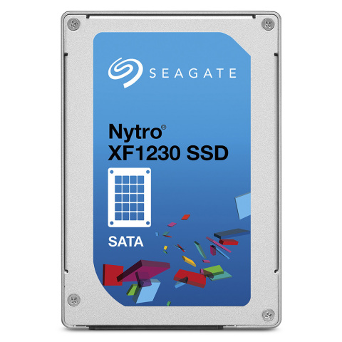 Nytro(TM) XF1230 SATA solid-state drive (SSD) (Photo: Business Wire)