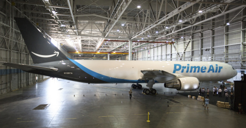 Introducing Amazon One (Photo: Business Wire)