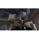 Rage of the Gargoyles - World's First Fully Interactive Roller Coaster Gaming Experience