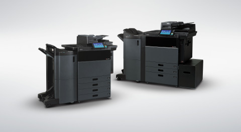 Toshiba Ships Newly Designed and Engineered Multifunction Printers (Photo: Business Wire)