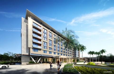 Hotel Dadeland Miami Florida