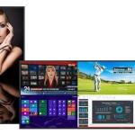 Planar large format 4K LCD displays earn prestigious Crestron 4K Certification (Photo: Business Wire)