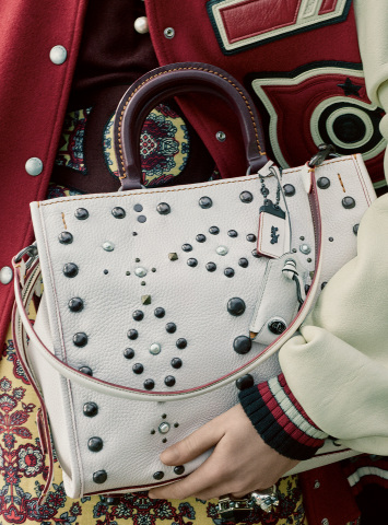 Western Rivets Rogue Handbag (Photo: Business Wire)