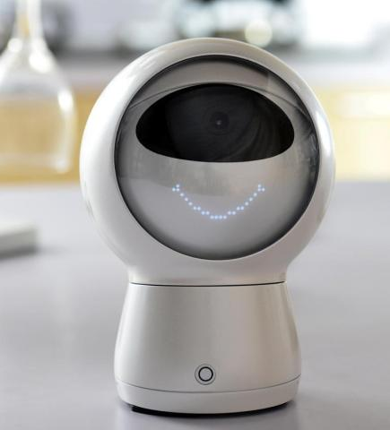 Moorebot is the world's first expressive robot and personal assistant - perfect for families, offices, businesses and retailers (Photo: Business Wire)