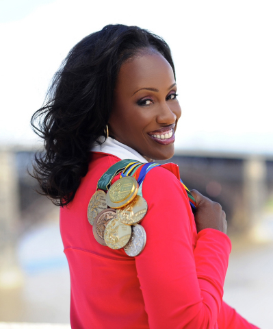 Comcast Corporation today announced Jackie Joyner-Kersee will serve as a national spokeswoman for Internet Essentials, the largest and most successful broadband adoption program in the country. (Photo: Business Wire)