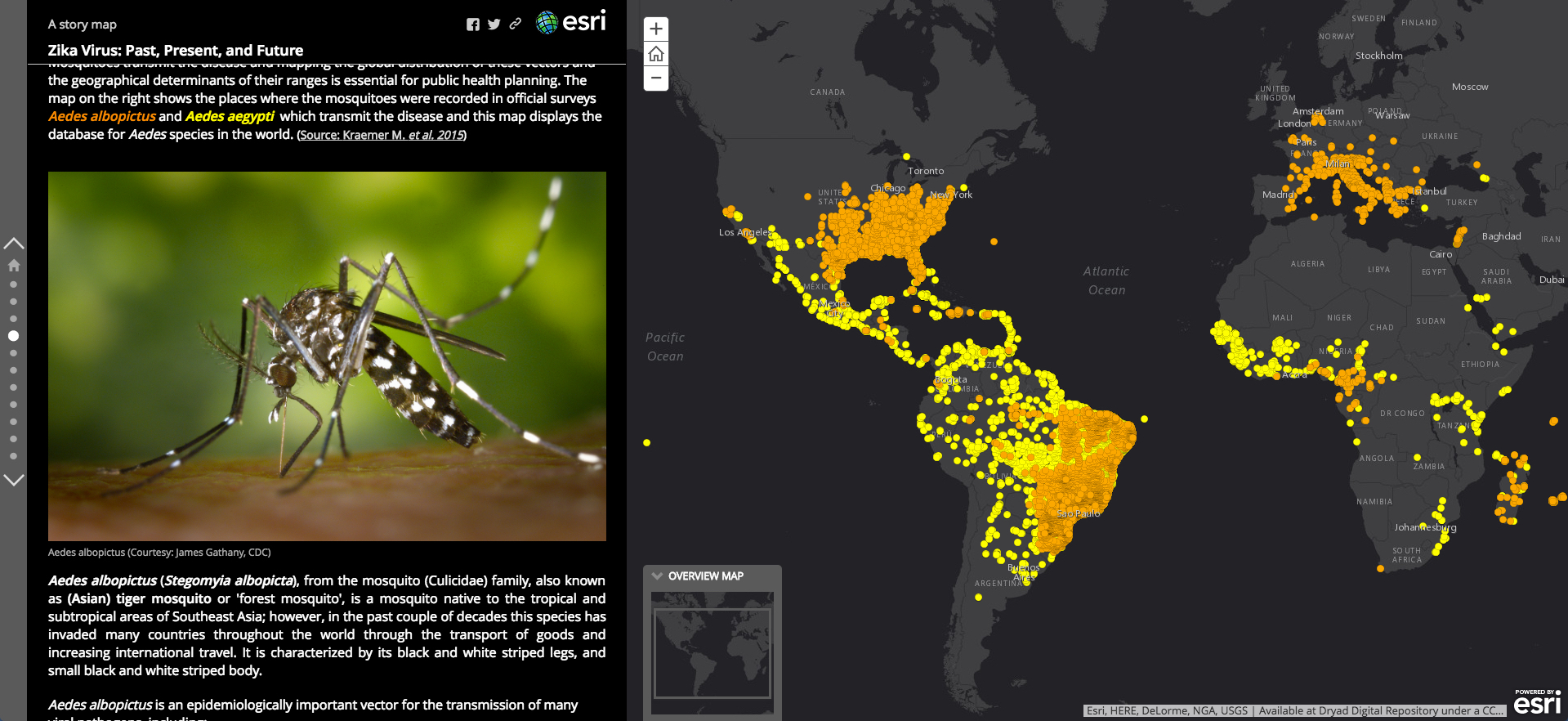GIS Technology Proves Fundamental in Battle Against Zika