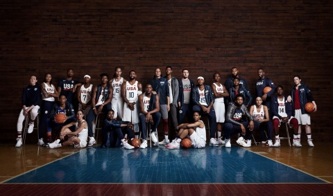 Chance The Rapper Honors USA Basketball Teams in Nike's 'Unlimited Together' Film