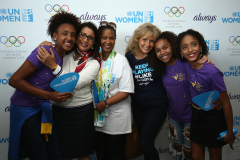 Women's Inclusion in Sports Competes in Rio Games
