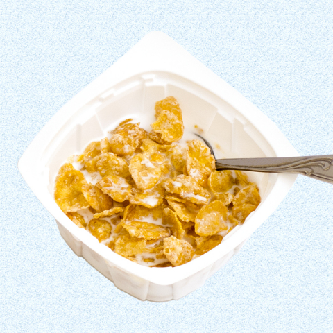 Cambrooke's new Frosted Flakes cereal, one of four new products, offers a low protein option for patients who need therapeutic nutrition for inborn errors of metabolism and ketogenic diet therapy. (Photo: Business Wire)