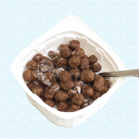 Cambrooke's new Frosted Flakes and CoCo Roos cereals are available in convenient single serving bowls that allow you to eat at home or on-the-go. (Photo: Business Wire)